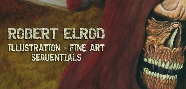 Robert Elrod | Tickling a Dead Man