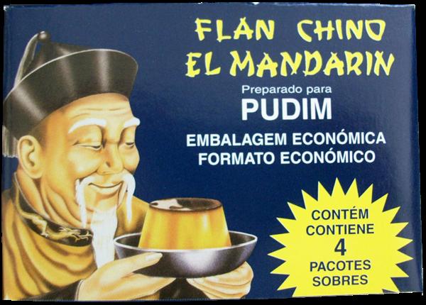 ... do Pudim El Mandarin