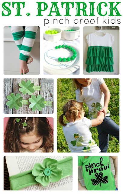 St. Patrick's Day Pinch Proof Kids