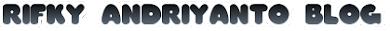 Jejak Rifky Andriyanto