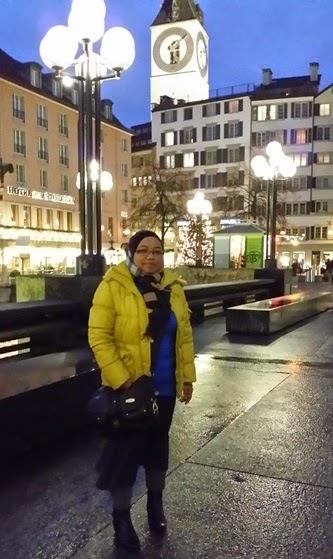 Zurich, Swiss