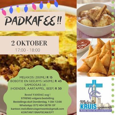 2 Oktober Padkafee