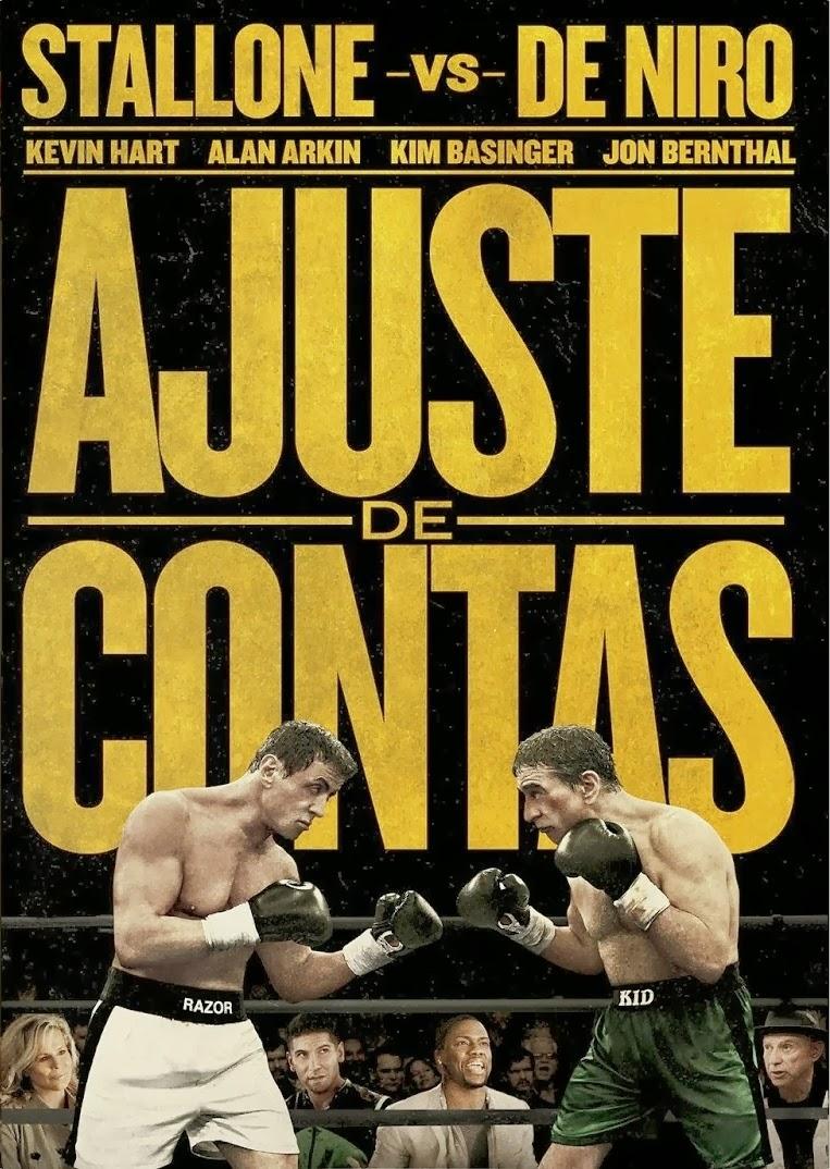 Ajuste de Contas – Dublado (2013)