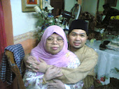my beloved grandmom with her son!!..