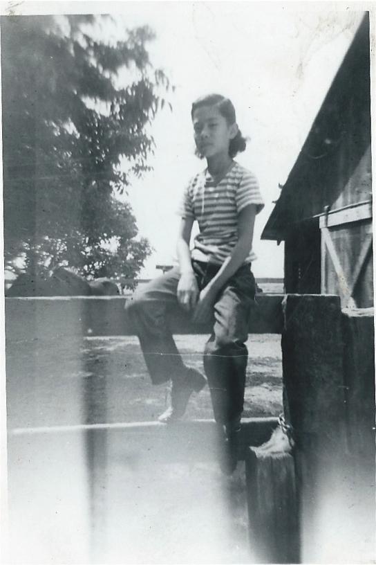 Jue Joe Clan History: Jack Jue\'s Lost Childhood Photo Album 1940-1941