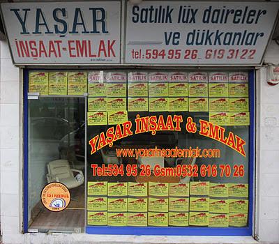 sultangazi emlakcı satılık daireler