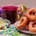 Tortas fritas de Carnaval o del reventón