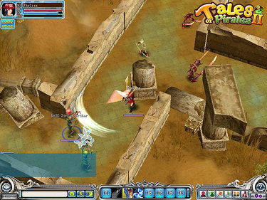 Tales of Pirates 2 Mazes