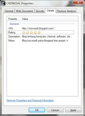 Cara Mudah Membuat Shortcut Website di Desktop