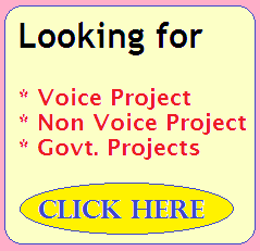 Home based bpo projects in bangalore