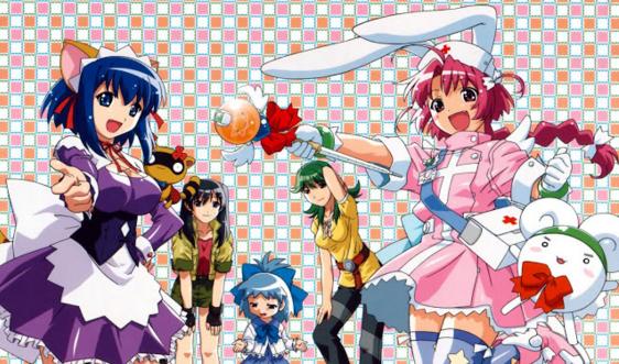Nurse Witch Komugi-chan R Episódio 6