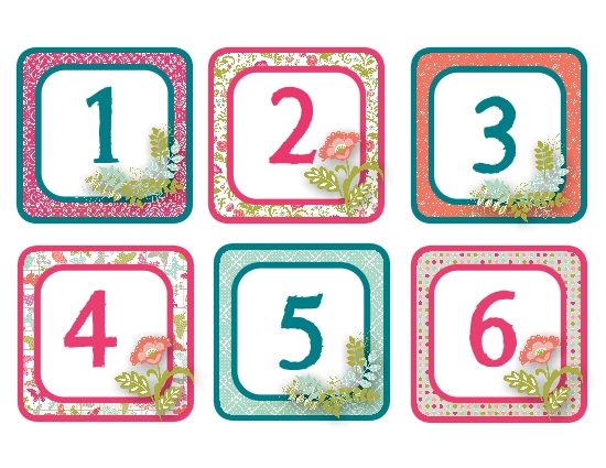 May Calendar Numbers : It s almost may here a little freebie savvy teaching