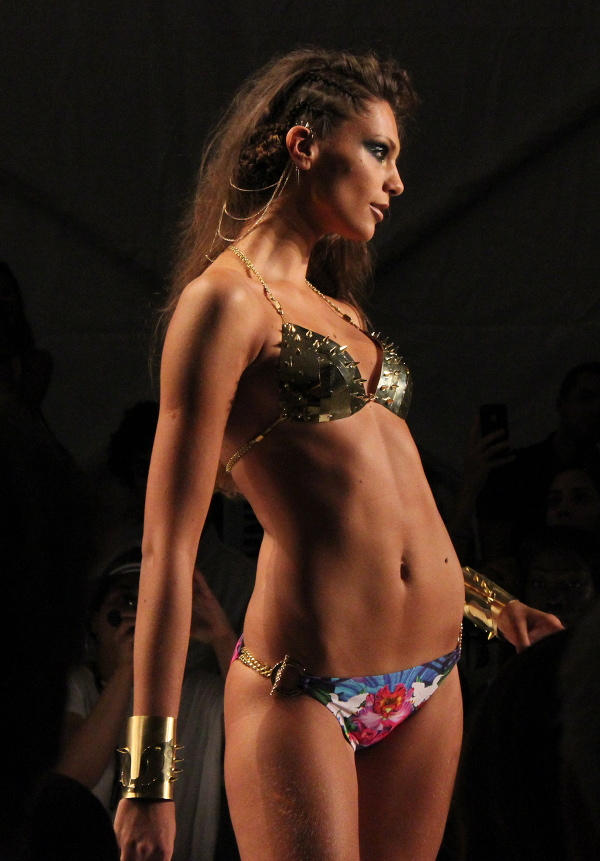 dolores cortes, swim week 2014
