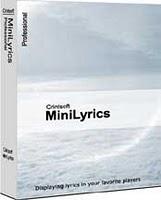 mini lyrics