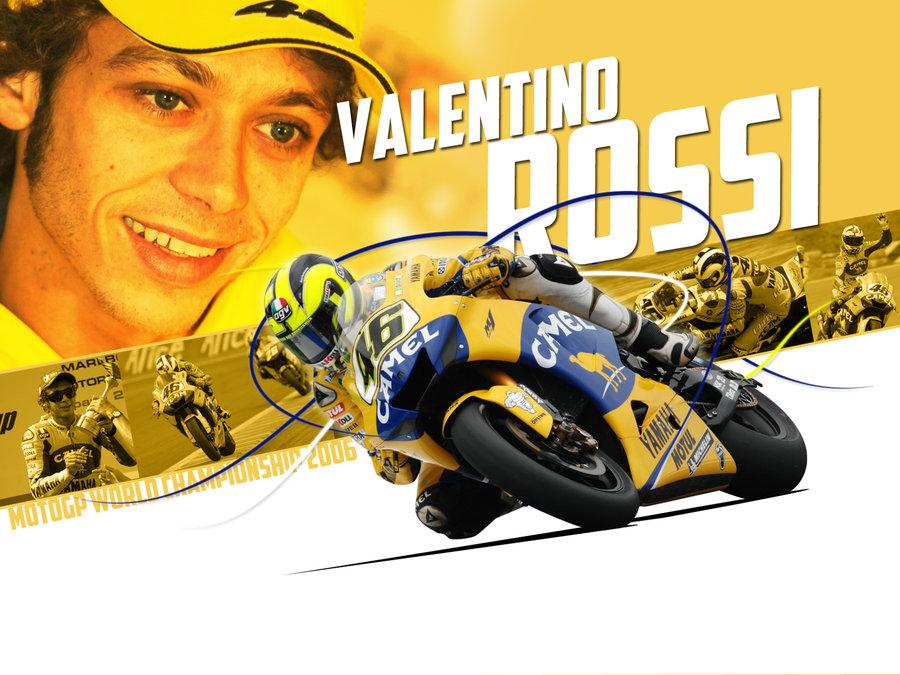 Imagenes de Valentino Rossi