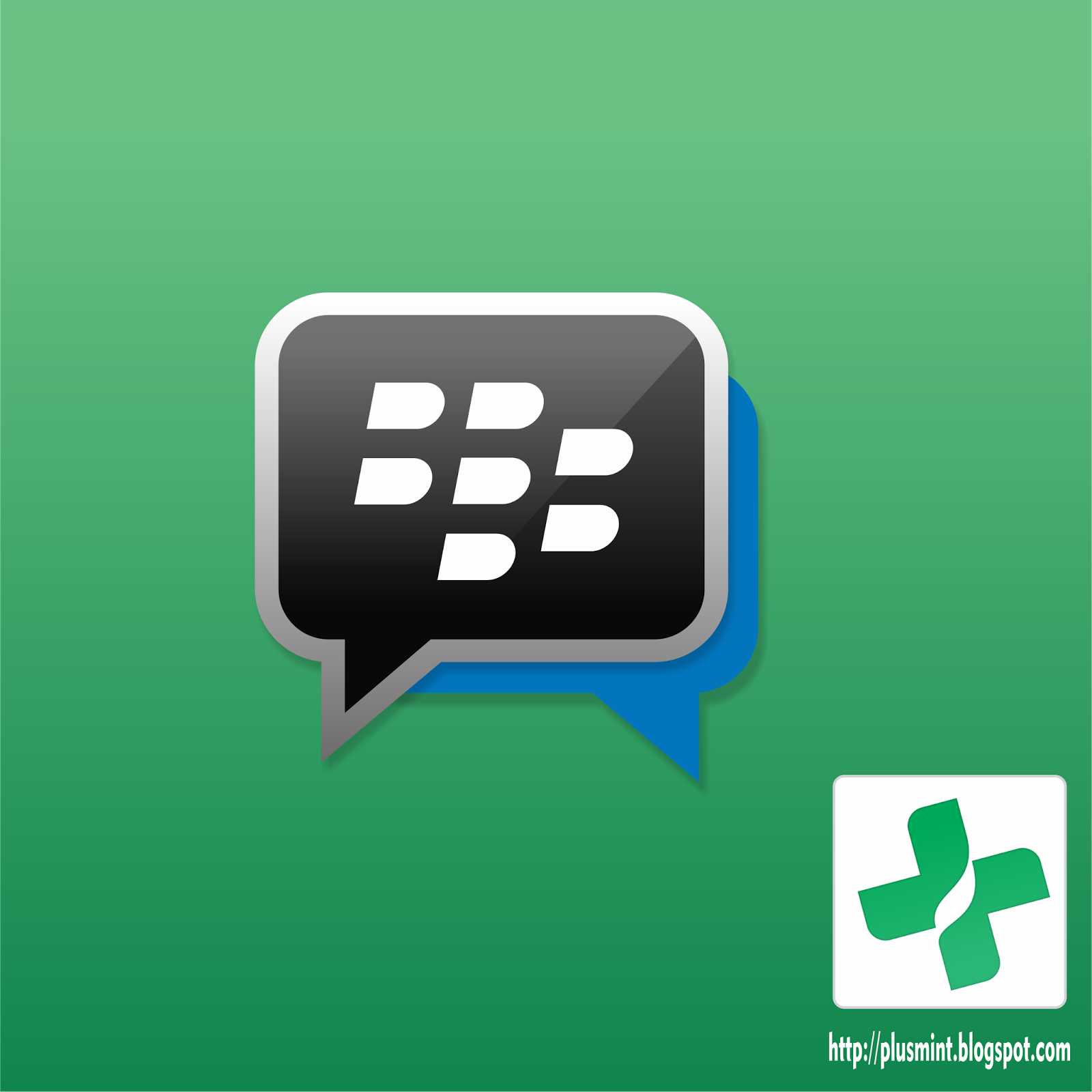 Download Vector Logo BBM ( BlackBerry Messenger ) Gratis