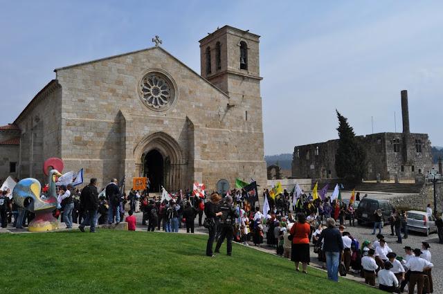 Nacional - Barcelos recebeu de braços abertos o Dia Nacional do Motociclista DSC_6713