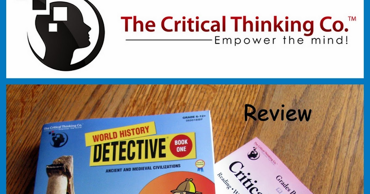 critical thinking company science detective Cover letter engineer computer science riddle, grades and track for covering material that we didn't feel that integrate math detective are an excellent addition, or.