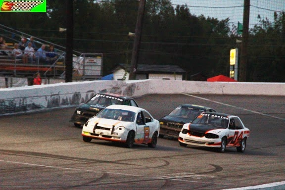 Highland Rim Speedway 9/6/2014 (Steven Luboniecki photo for Middle Tennessee Racing Scene)