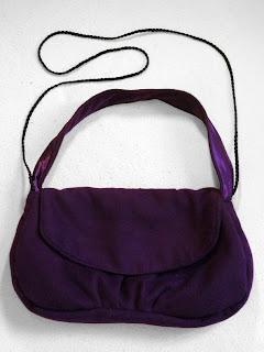szycie - torebka mini