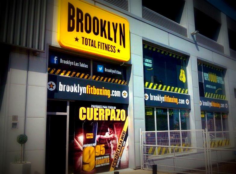Entrenamiento personal entrenamiento funcional brooklyn fitboxing se expande por toda espa a - Gimnasio con piscina madrid ...