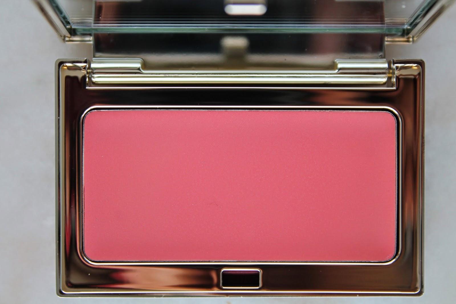 "Multi-blush de Clarins en teinte 02 ""Candy"" - Opalescence"