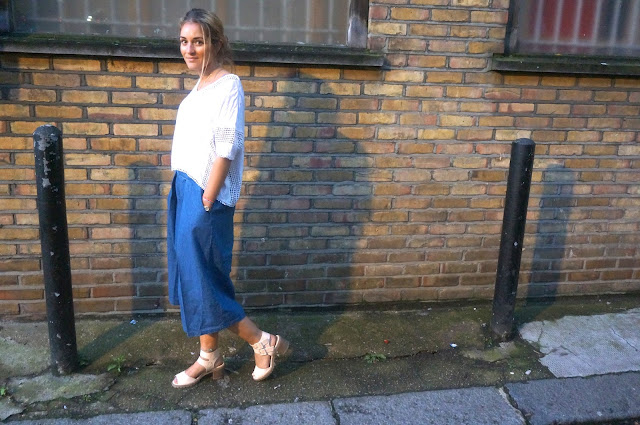 chloeschlothes - Culotte Pants
