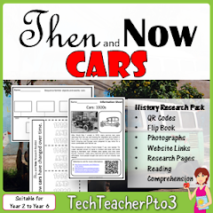 Then and Now: Cars
