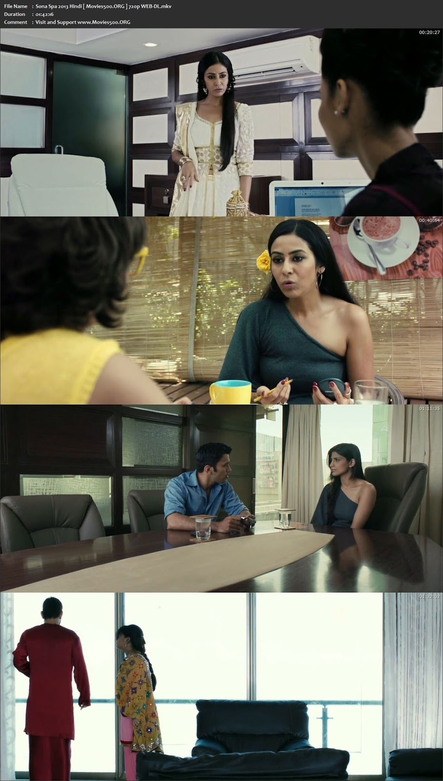 Sona Spa 2013 Hindi Full Movie WEB DL 720p ESubs