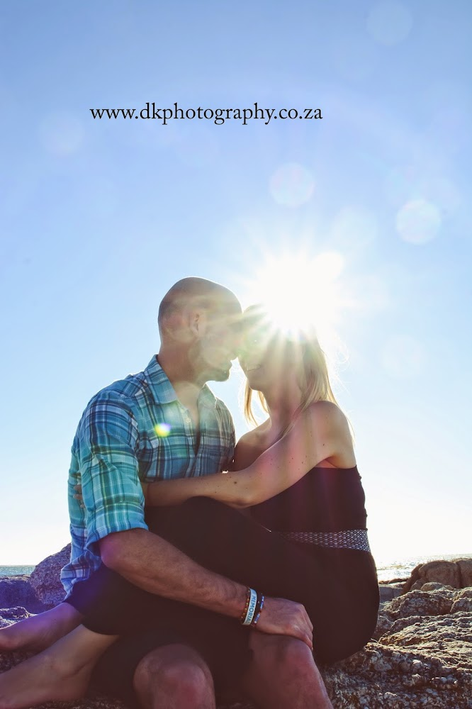 DK Photography M5 Preview ~ Megan & Wayne's Engagement Shoot on Camps Bay Beach