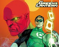 Green Lantern Secret Origin top graphic novel