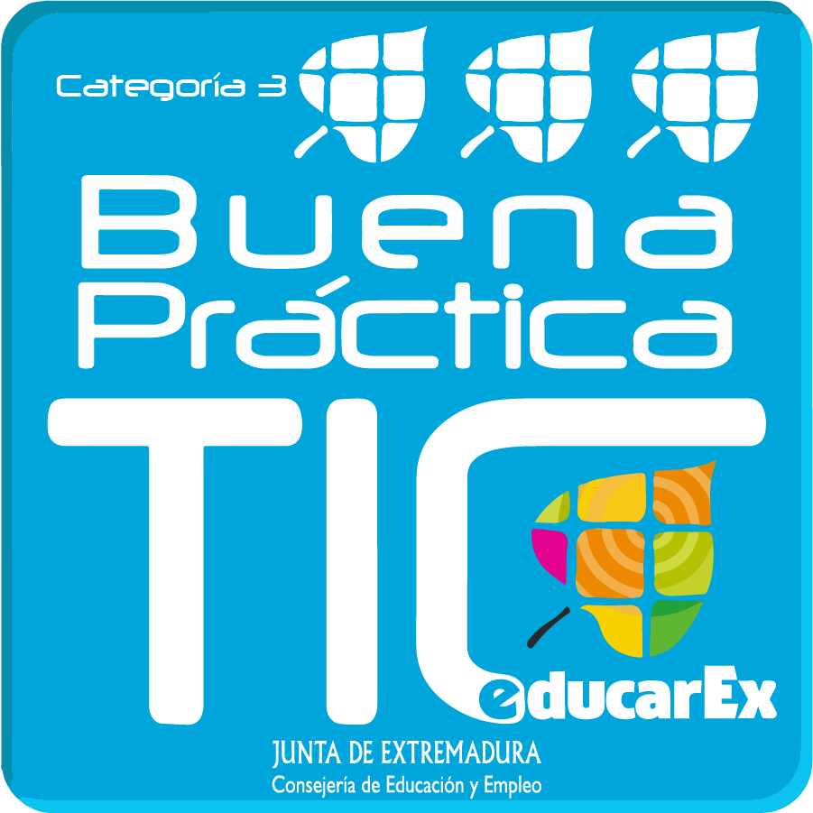Sello Buena Práctica TIC Educarex