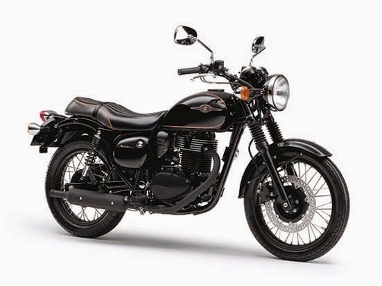 Kawasaki Estrella 250 2015