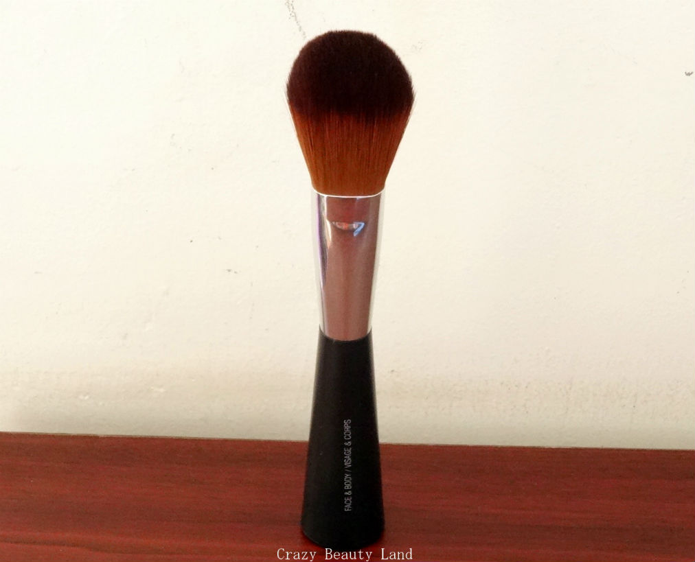 The Body Shop Face and Body Brush Review India