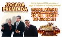 Participar promoção SBT 2014 Jogada Premiada Ratinho Celso Portioli Carlos Alberto