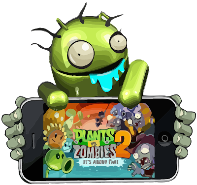 Descargar Plantas vs Zombies 2 Para Android APK