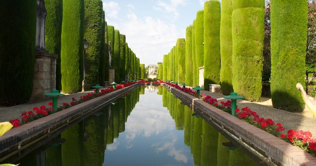 Arte y jardiner a jard n hispano rabe en dise o de jardines - Diseno jardines madrid ...
