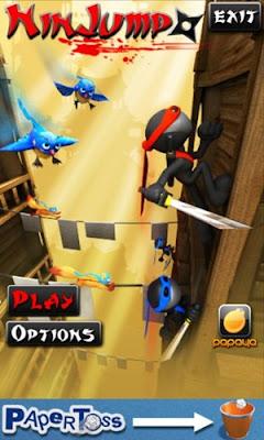 NinJump - Game Indie untuk Android