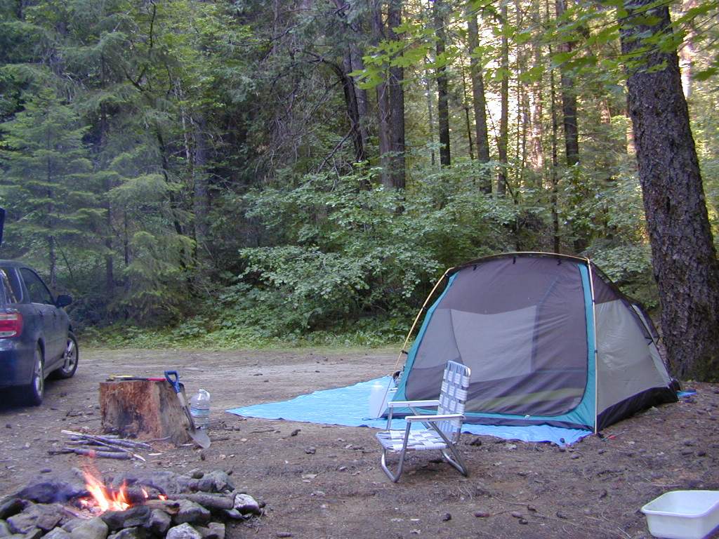 Free C&ing California & well off the beathen path: Free Camping California