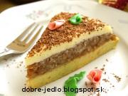 Jablková torta - recept
