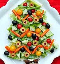 Salada diferente para ceia de Natal