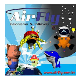 A Air Fly apoia o BlogBalonismo.