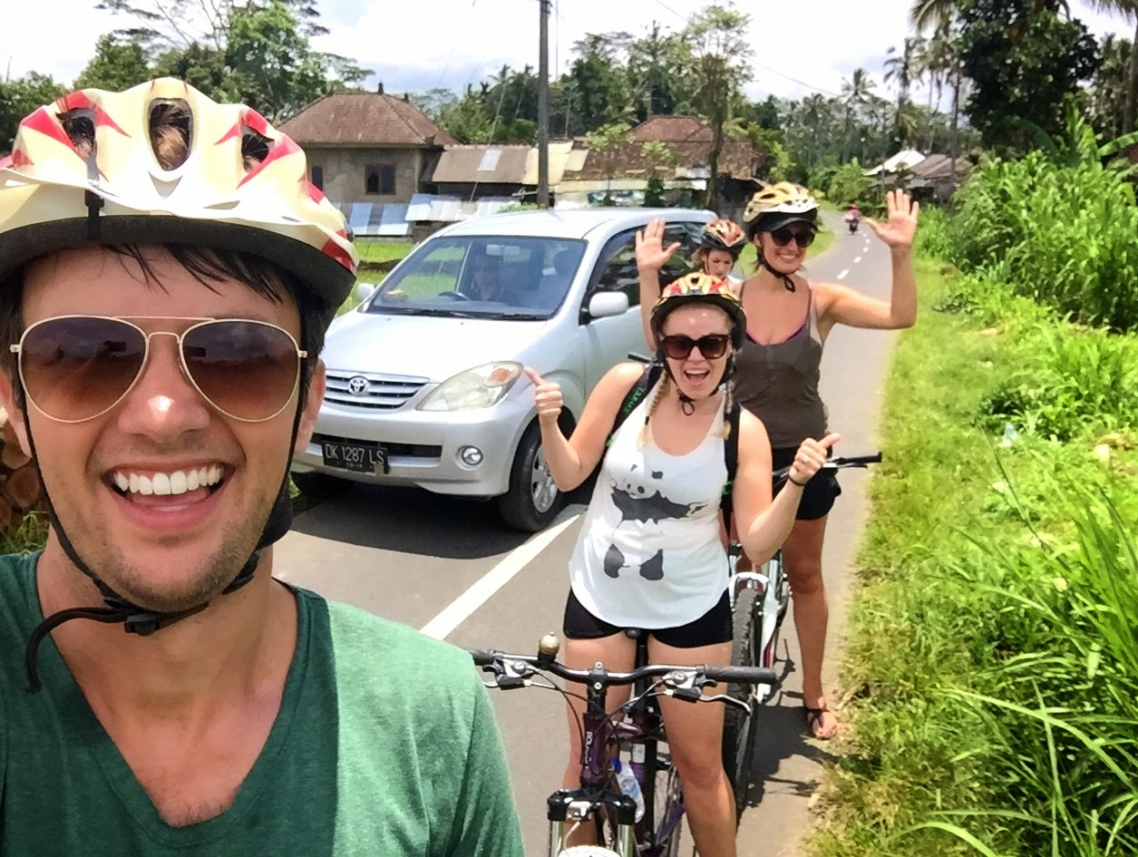 Ubud D62: Bali on Bike