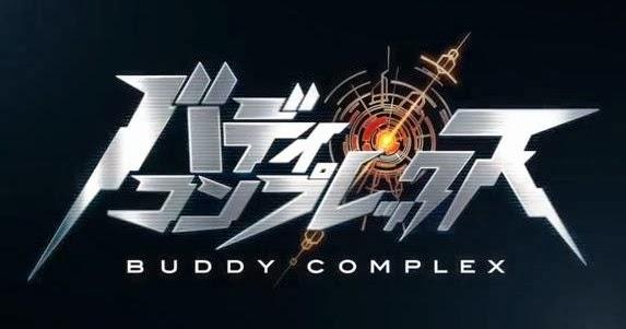 Serial tv anime orisinil, buddy complex