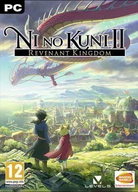 Ni no Kuni 2 - Revenant Kingdom Jogos Torrent Download onde eu baixo