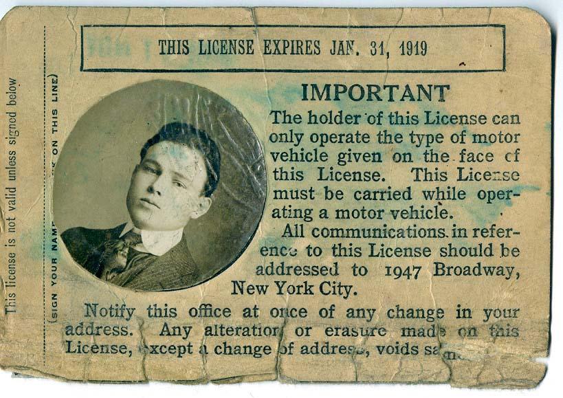 new york drivers license change of address