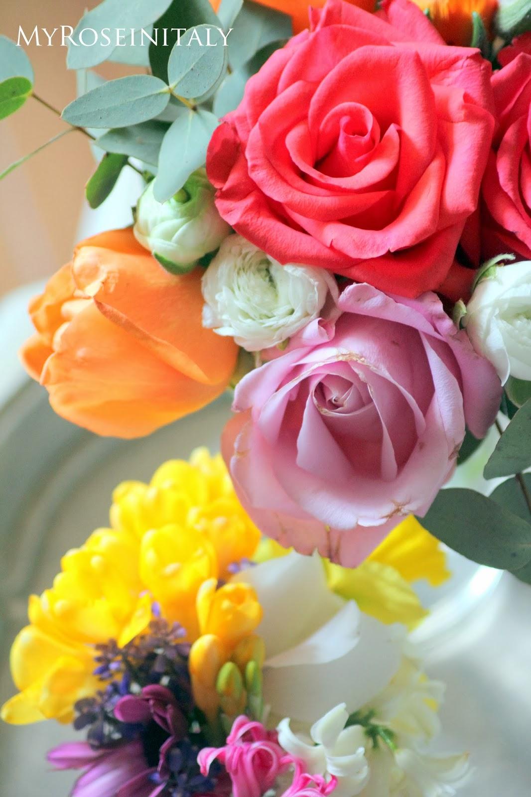 Molto My RoseinItaly: Fiori di compleanno HM66