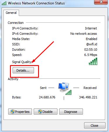 Cara Mempercepat Koneksi Wifi atau Hotspot Speedy Instan