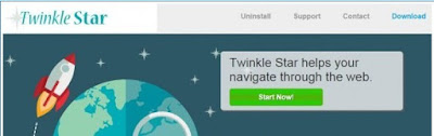 Twinkle Star adware