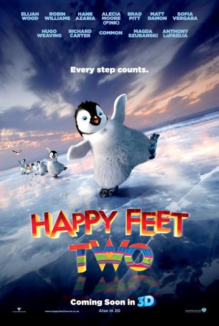 ดูหนังออนไลน์ HD ฟรี - Happy Feet 2 เพนกวินกลมปุ๊ก ลุกขึ้นมาเต้น 2 DVD Bluray Master [พากย์ไทย]